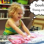 Shaving Cream for Kids :: I Think They Got Their Target Customer Wrong