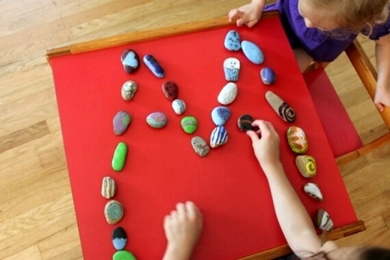 Melted Crayon Rocks3