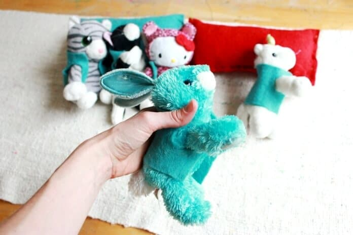 Hand Sewing with Kids 6