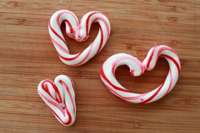 Bending Candy Canes 20