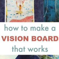 How to Make a Vision Board that Works in 10 Steps