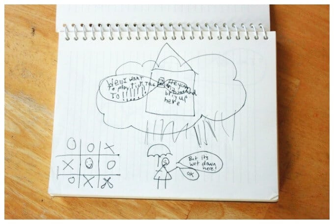 A Drawing Game for Kids - Back and Forth Drawing