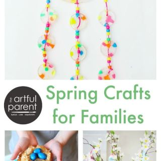 12 Spring Craft Ideas for Kids