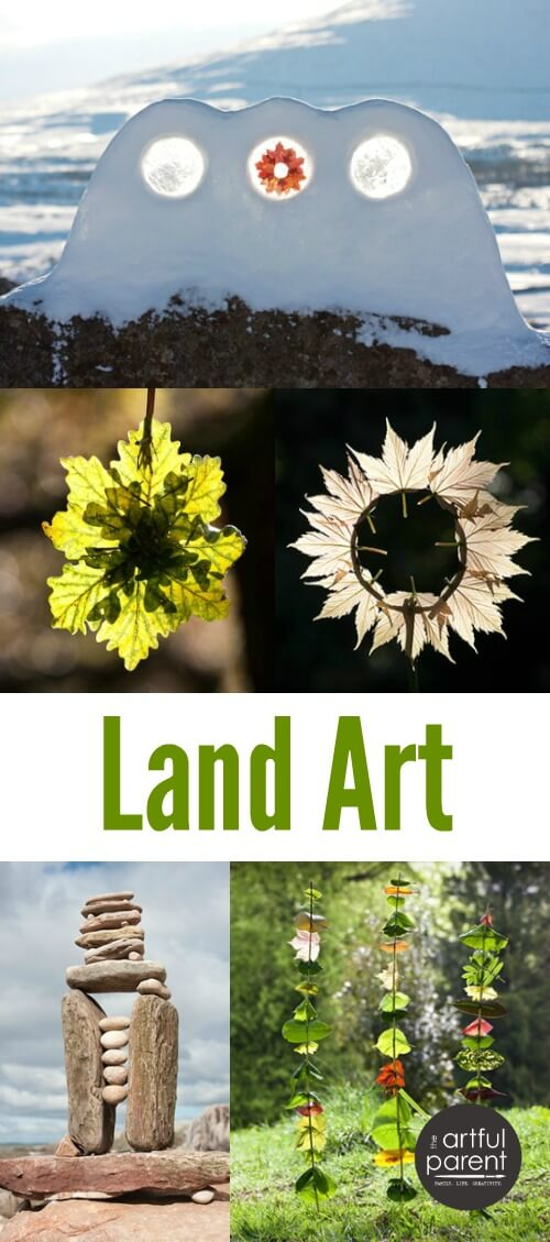 Richard Shilling on Creating Land Art