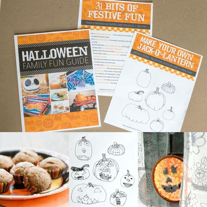 Halloween Family Fun Guide