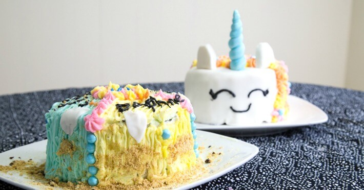 Kids Cake Decorating Fun   Tips and Ideas for Different Ages Kids Cake Decorating   Final Decorated Cakes