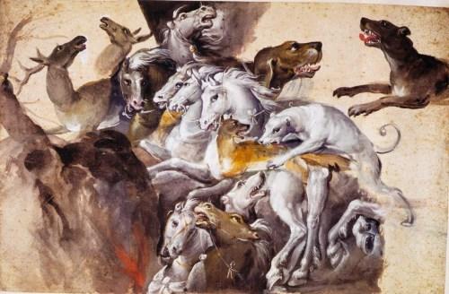 Medium Of Dogs In Mythology