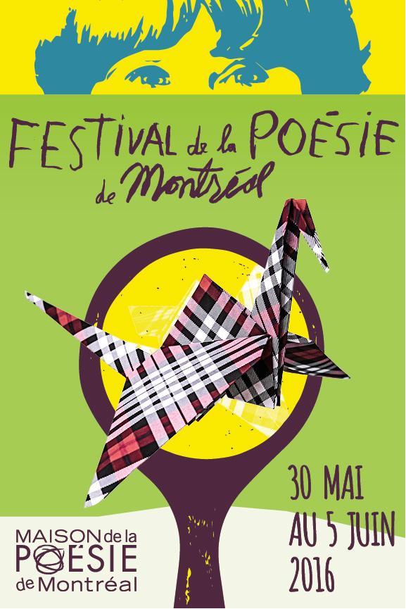 Festival de la poésie de Montréal