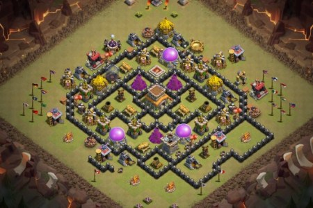 clash of clans 568x426