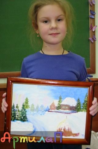 Милованова Маша, 7 лет