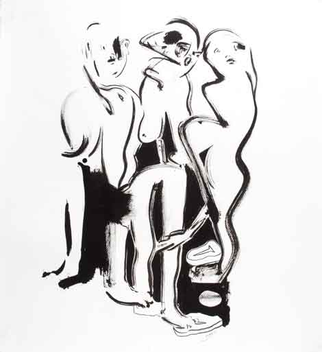 Alexa Guariglia, Three Graces, 2013