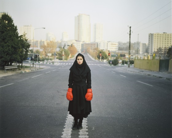 Newsha Tavakolian, Untitled, 2011, Inkjet Print on Hahnemuhle Paper