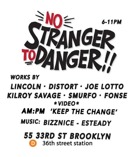 Stranger to danger