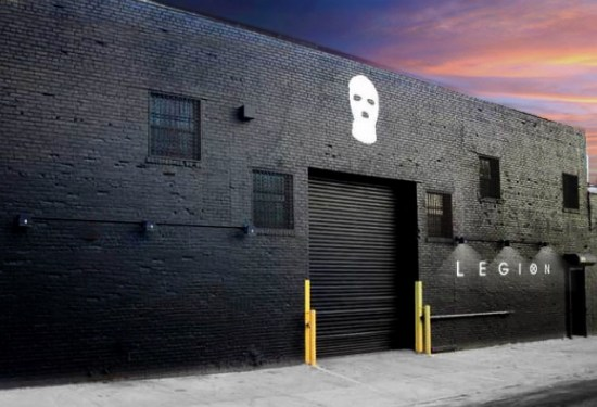 Legion Warehouse FACADE