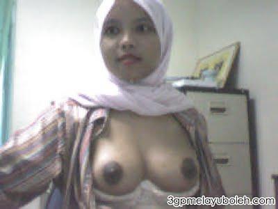 jilbab nakal
