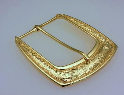 Classic Western Belt Buckle