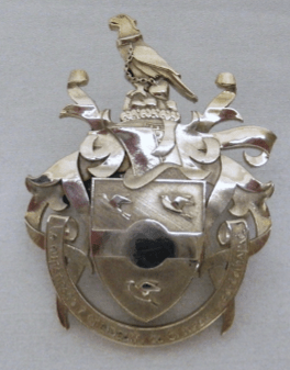 Scottish Heraldry Badge