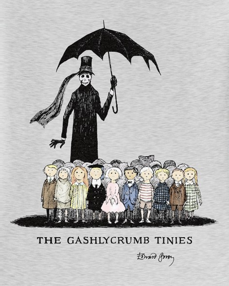 The Gashlycrumb Tinies, Edward Gorey
