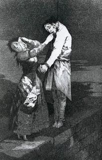 Hunting for Teeth, Francisco Goya