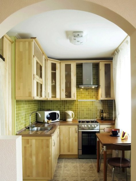 cozinha completa para todos os tamanhos de cozinhas