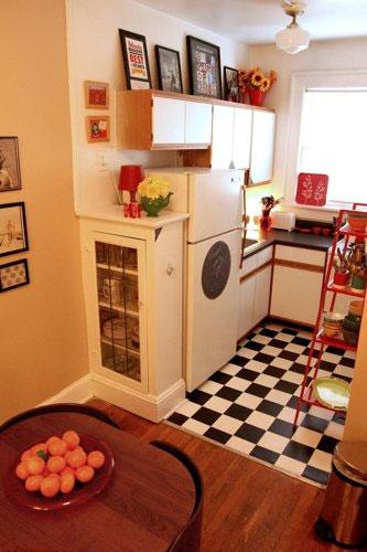 cozinha planejada compacta para todos os tamanhos de cozinhas