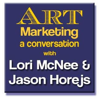 Art-Marketing-Conversation-with-Lori-McNee-and-Jason-Horejs