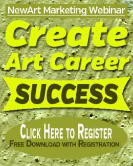 Art Career Art Marketing Webinar - Register Today!