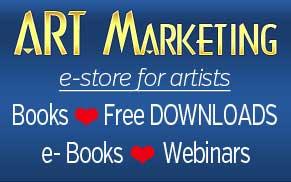 Art marketing e-store - get art smart