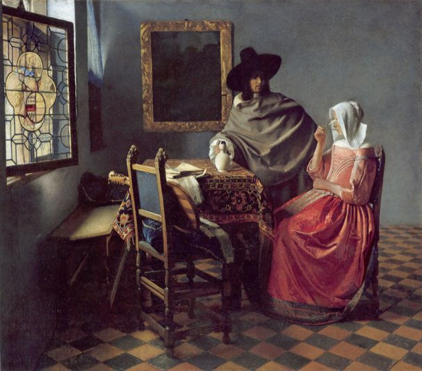 jan-vermeer_the-glass-of-wine