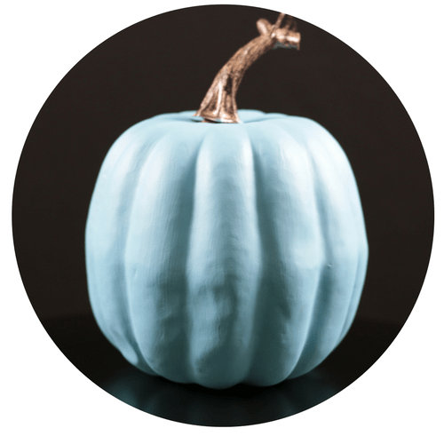 A Teal Pumpkin for Halloween