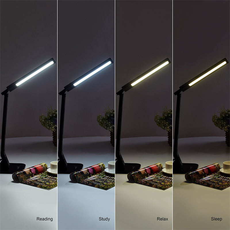 Smarson LED Lamp Has 4 Different Light Options