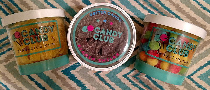 Candy Club Sour Candy