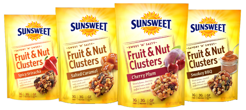 Sunsweet Fruit andd Nut Clusters