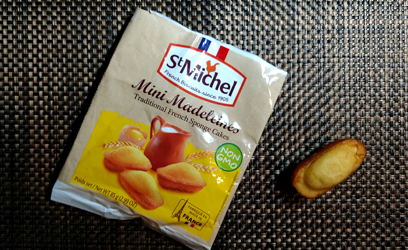 Try the World Pantry - St Michel Mini Madeleines