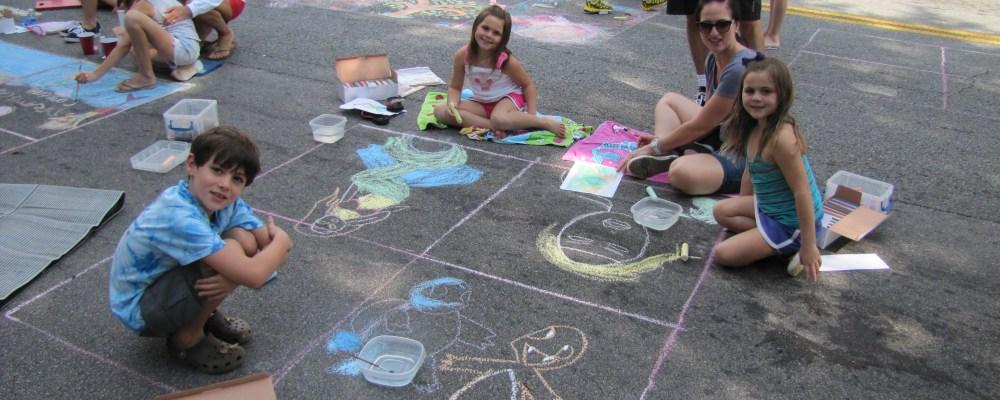 Chalk Spot