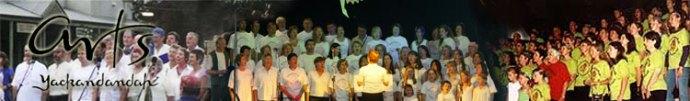 Choir Header