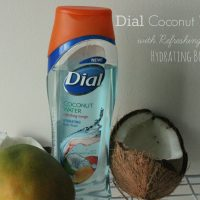 Dial Coconut Water Mango Body Wash Review Plus Bubble Bath Recipe