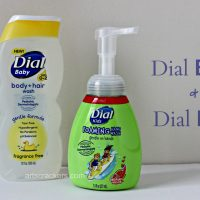 Dial Baby and Dial Kids Personal Care Products Review & Giveaway