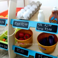 KidKraft Grocery Market Place Review