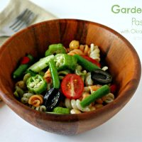Garden Fresh Pasta Salad with Suddenly Salad Recipe and Giveaway