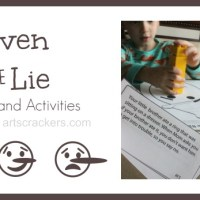 Not Even a Little White Lie | Kids' Devotional