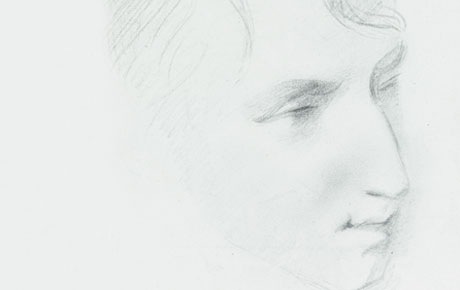 Drawing of William Wordsworth by John Constable uncovered by RAMM's collection