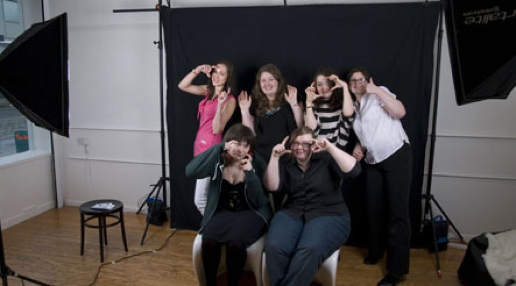 Plymouth College of Art photography students