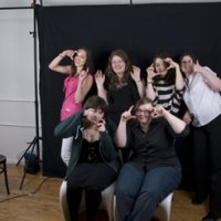 Plymouth art students open pop-up photography studio in the city centre