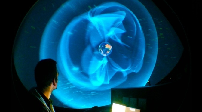 Forward-thinking visions in sound and image at Fulldome UK 2014