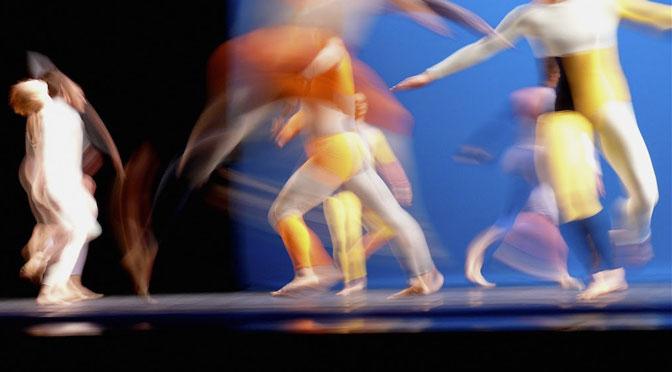 Dancing Away: the dance photography of Mikhail Baryshnikov