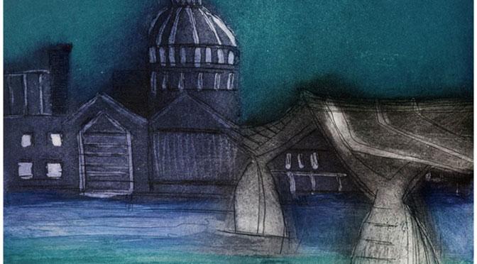 London printmakers explore London and Beyond at For Arts Sake