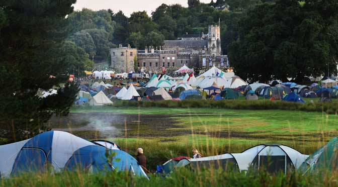 Plymouth University becomes cultural and creative partner of 2015 Port Eliot Festival