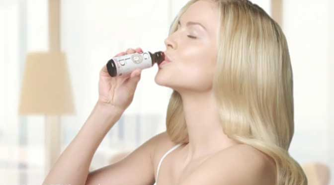 For younger looking skin, you can turn to drink with Pure Gold Coallagen