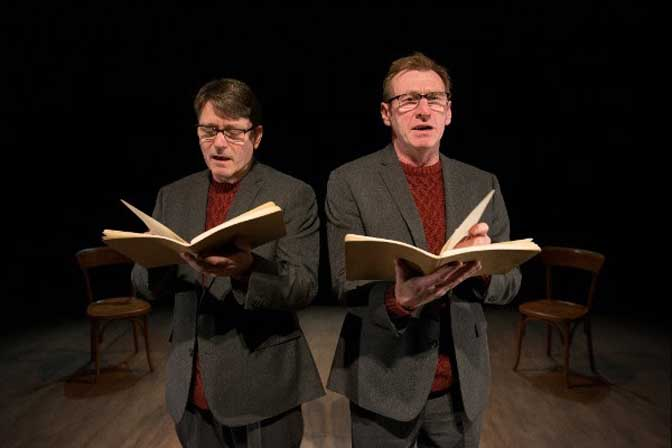 'An unravelling knot of naïve logic': The Notebook is at The House, Plymouth